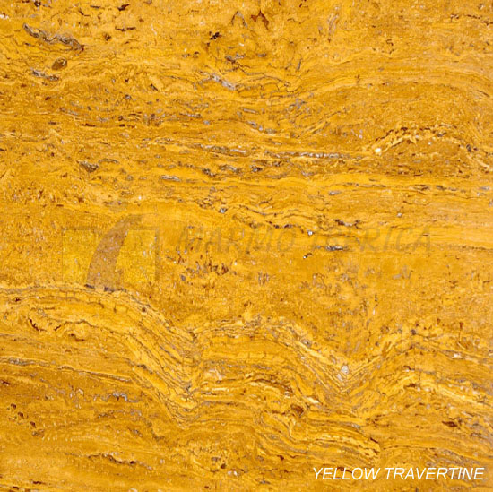 yellow-travertine
